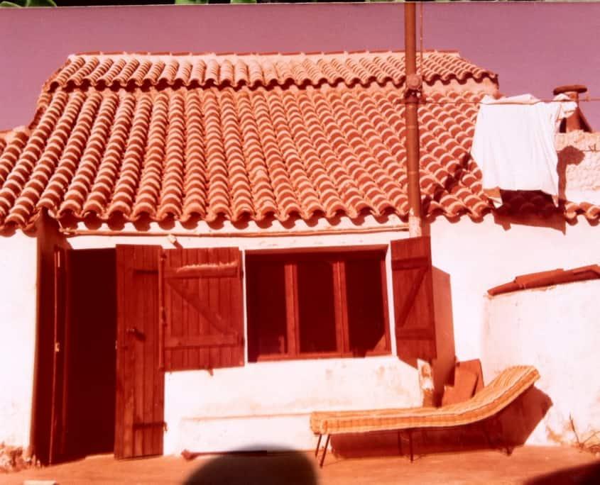 Haus Uno in den 70er Jahren